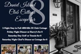 Club Cottage 2016