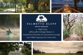 Palmetto Bluff Trip