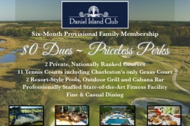 Daniel Island Club Membership
