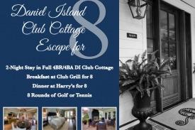 2018 Daniel Island Club Cottage Escape